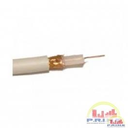 Cablu Coaxial RG6 CU/CU Negru