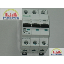 Moeller (Eaton) Intrerupator automat 4,5kA C40/3