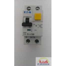Moeller (Eaton) Intrerupator automat diferential 16A 10mA