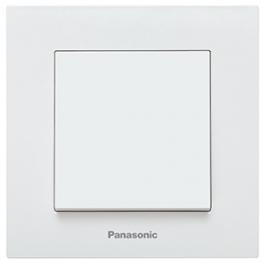 Panasonic Karre-Plus Intrerupator Alb