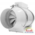 Ventilator Ø125 Turbo tubulatura standard