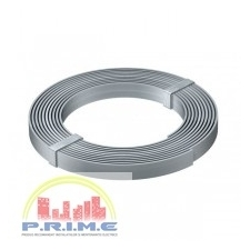 Platbanda otel-zincat 25x4 (0.9 kg/m)