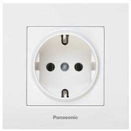 Panasonic Karre-Plus Priza Schuko Alba