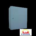Tablou metalic cu contrapanou IP56 30x25x15cm