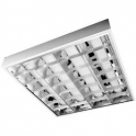 Corp iluminat aplicat 4x18 pt tuburi cu LED