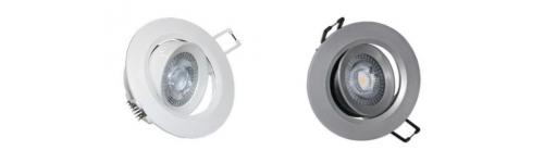 spot cu LED reglabil incastrat